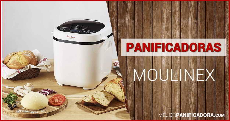 Panificadora Moulinex
