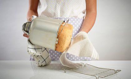maquina de pan sin gluten