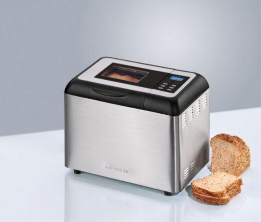 maquina de hacer pan clatronic bba 3365