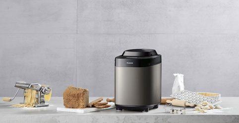 maquina de hacer pan panasonic sd zx2522