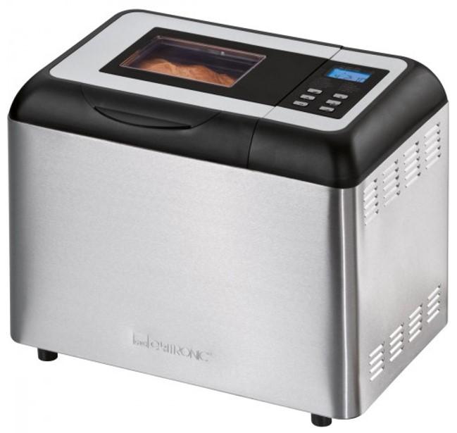 maquina panificadora clatronic bba 3365