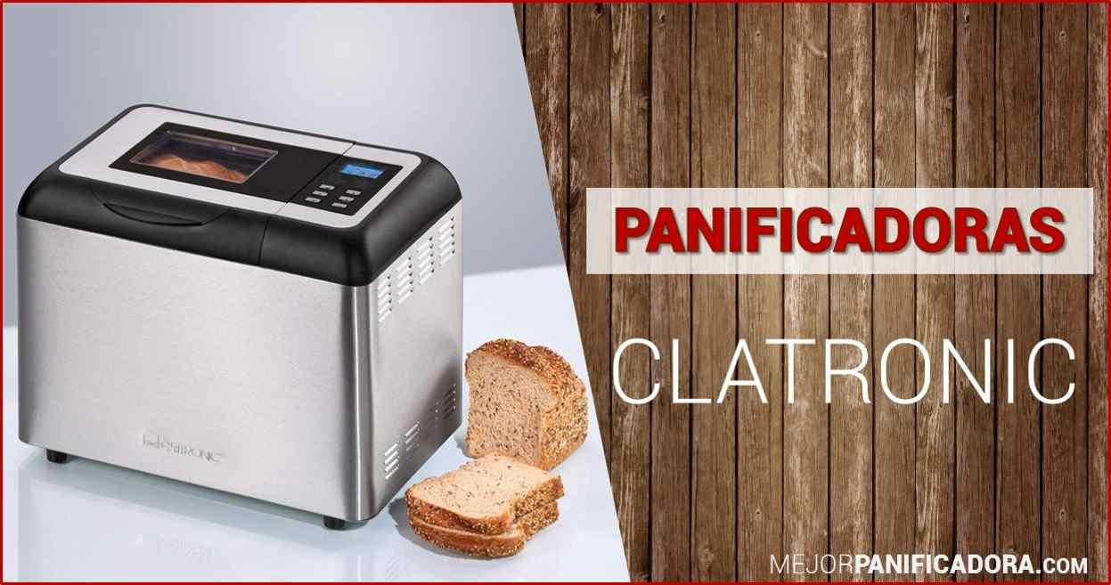Panificadoras Clatronic