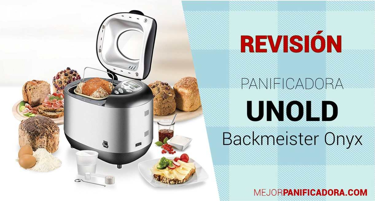 Panificadora Unold Backmeister Onyx Opiniones