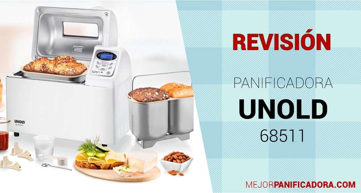 Panificadora Unold 68511 Opiniones