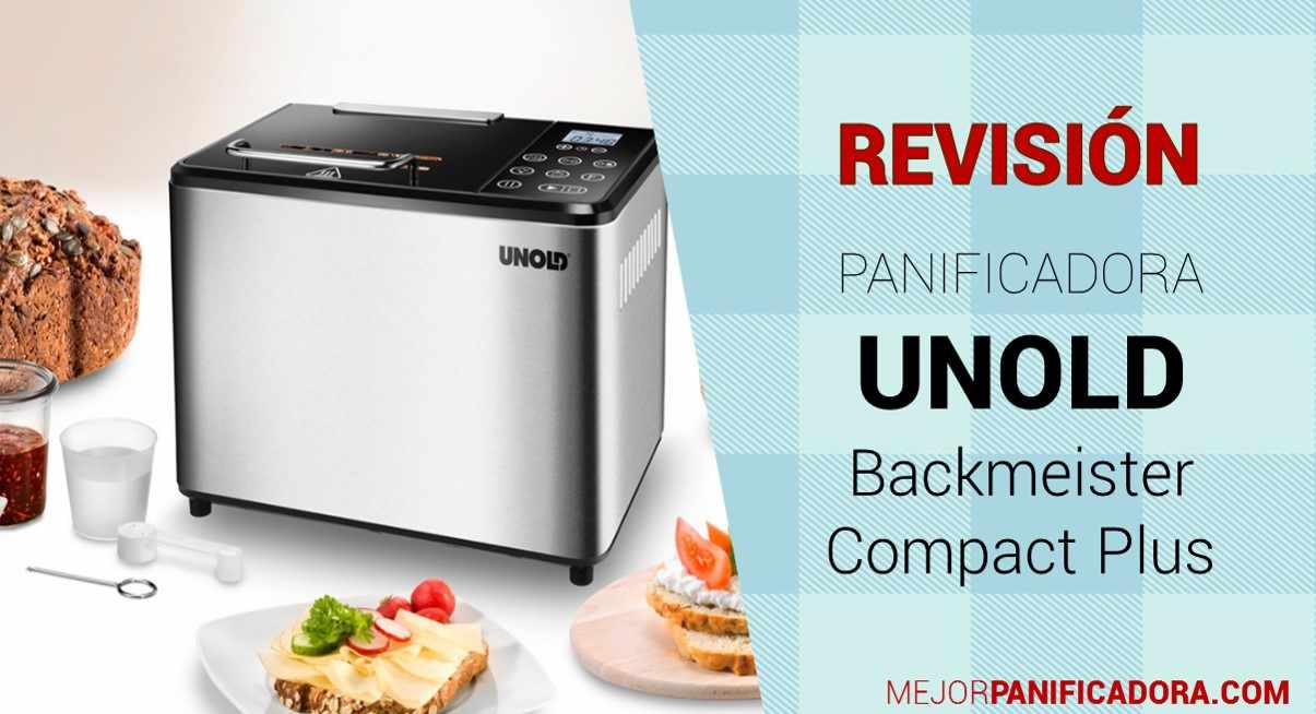 Panificadora Unold Backmeister Compact Plus Opiniones