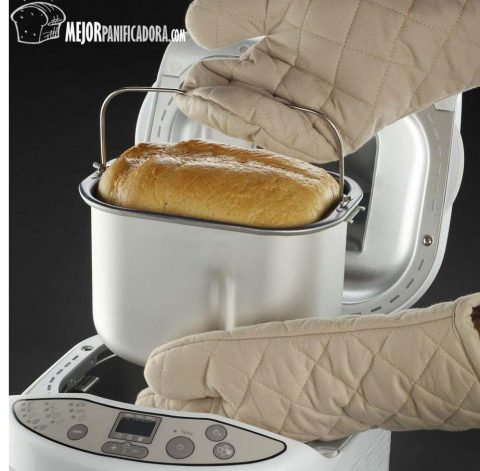 panificadora russell hobbs opiniones