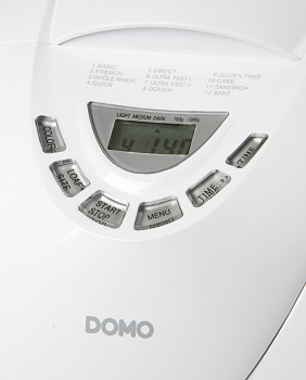 Domo B3970 - Maquina Panificadora Domo Barata 1