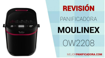 Panificadora Moulinex OW2208 Opiniones
