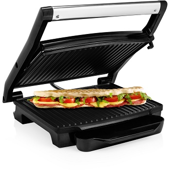 Princess 112415 Sandwichera Grill Tambien para Carne y Pescado 1