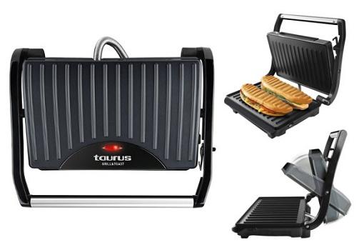 Taurus Grill & Toast - Sandwichera Grill Más Vendida 2