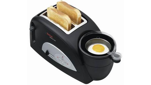 Tostadora Tefal Toast N' Egg TT5500