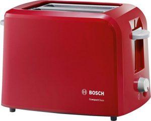 Mejor Tostadora Roja Bosch
