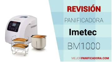 Panificadora Imetec BM1000