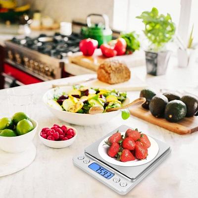 Cuál Báscula de Cocina Digital Comprar