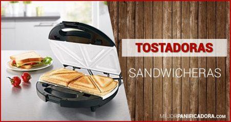 Tostadora Sandwichera