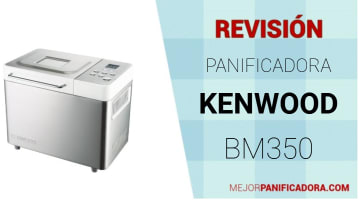Panificadora Kenwood BM350