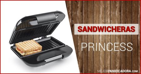Sandwichera Princess