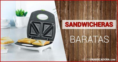 Sandwichera Barata