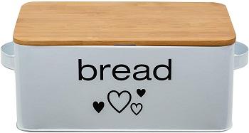 Caja de pan de metal Más Vendida